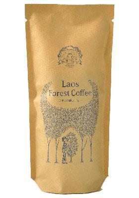 ラオスの森コーヒー(豆/粉)