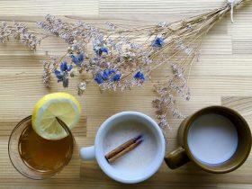 カスカラシロップ おすすめの楽しみかた – 秋冬レシピ –