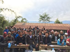ネパールでコーヒーを一からつくる。